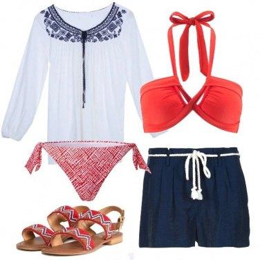 Outfit Un estate al mare