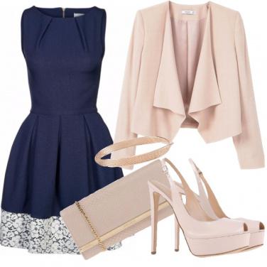 Outfit Cerimonia bon ton.