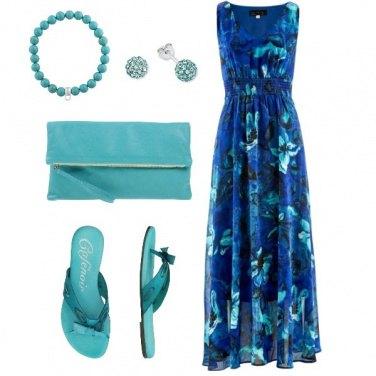 Outfit Cena al mare