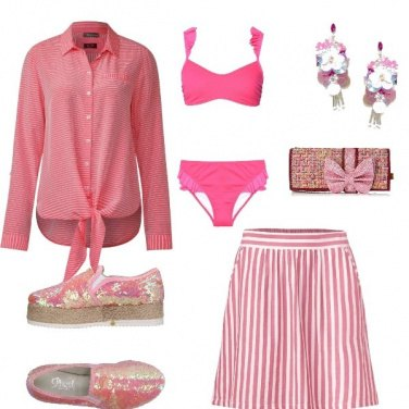 Outfit Piscina party serale