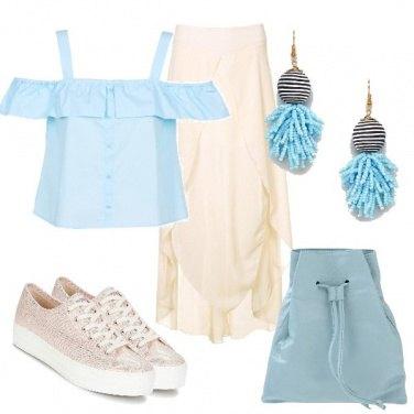 Outfit Eleganza delicata