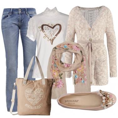 Outfit Per inguaribili romantiche