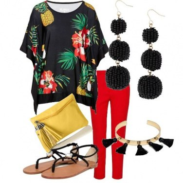 Outfit Basic #11629