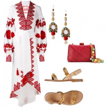 Outfit Etnico #2701