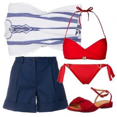 Outfit Un estate al mare - Luxury version