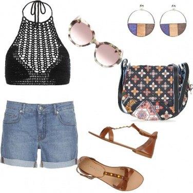 Outfit Etnico, viva le vacanze