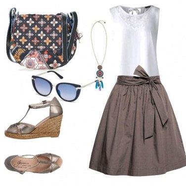 Outfit Basic, viva la zeppa