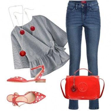 Outfit Comodo e sfizioso