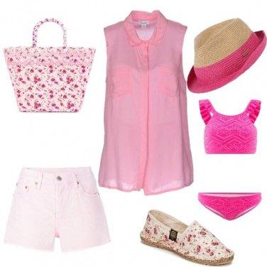 Outfit Rose di mare