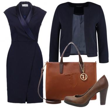Outfit Meravigliosa in ufficio