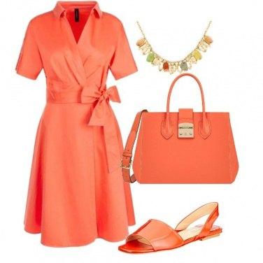 Outfit Pomeriggio vitaminico!