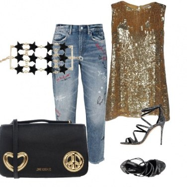 Outfit Bei tacchi