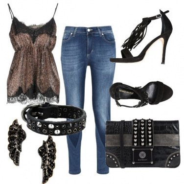 Outfit Rock #2267