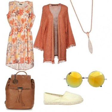 Outfit Hipster summer style