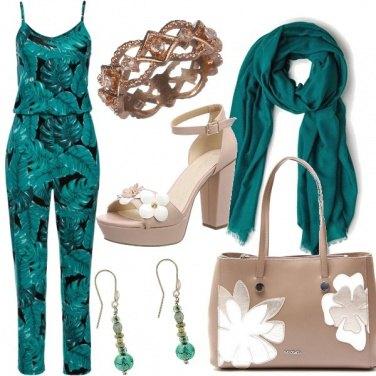 Outfit Ispirato alla natura
