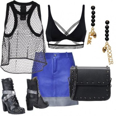 Outfit Concerto rock!!