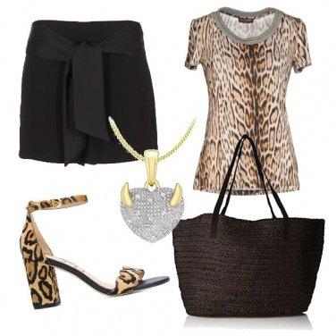 Outfit CMPS Sandali ruggenti