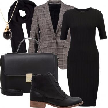 Outfit Giacca e tubino
