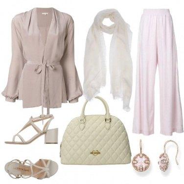 Outfit CMPS Il rosa come filosofia di vita