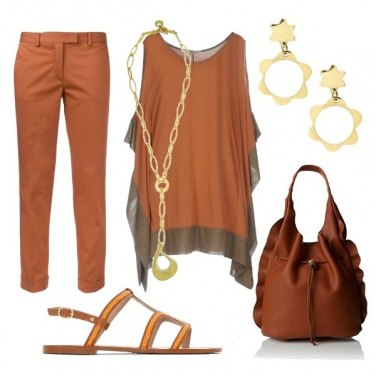 Outfit CMPS creme brulee