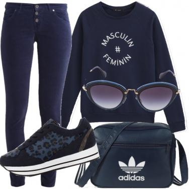 Outfit Sportivo da città