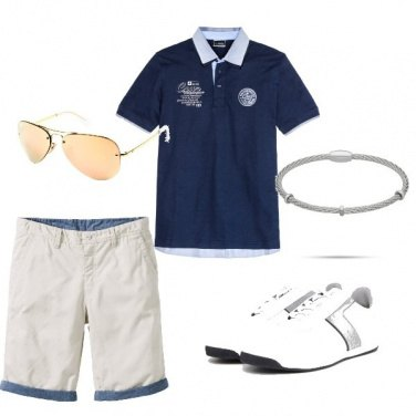 Outfit Polo mon amour