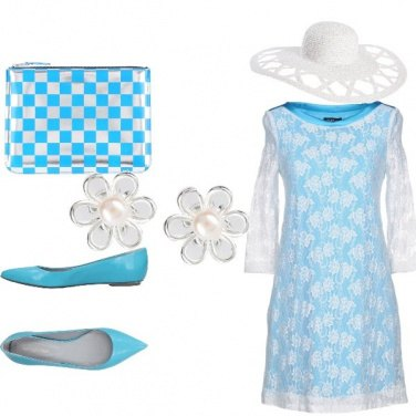 Outfit Madrina di cresima