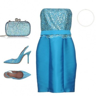 Outfit Cena in blue