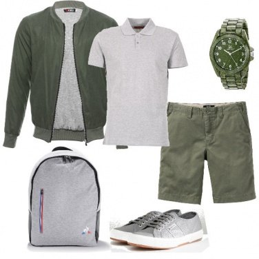 Outfit Scampagnata