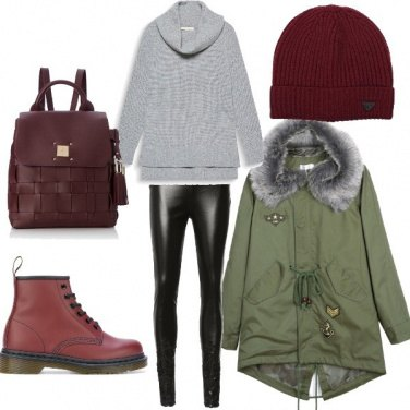 Outfit Urban #5387