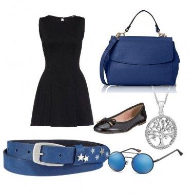 Outfit Sobria per ufficio ufficio
