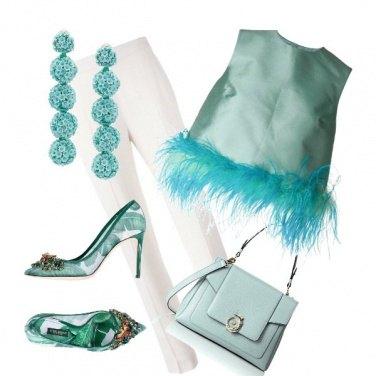 Outfit Bon Ton #8061