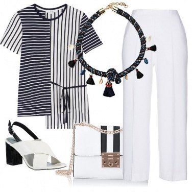 Outfit Marina yachting