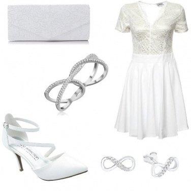 Outfit Matrimonio A Parigi