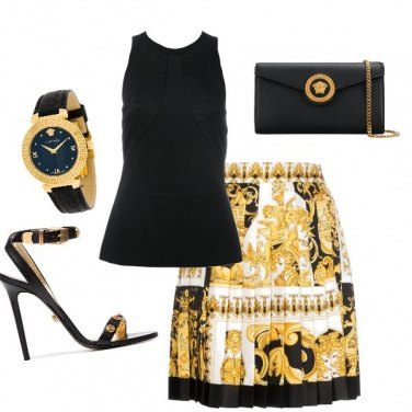 Outfit Rock #2284