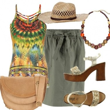 Outfit Etnico #2716