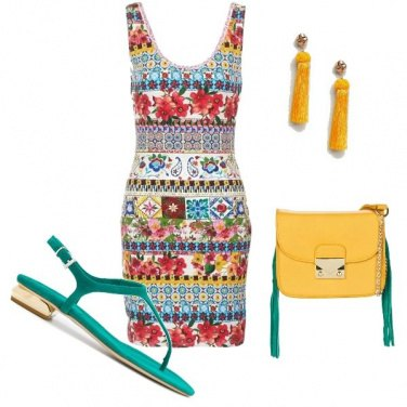 Outfit Follia da vacanza