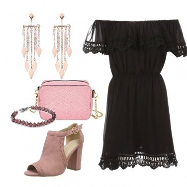 Outfit Accessorize pink!
