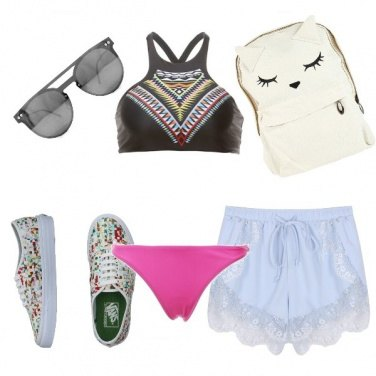 Outfit Etnico #2719