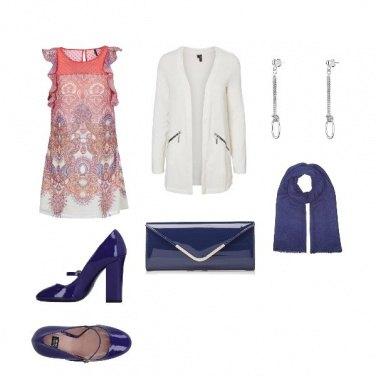 Outfit Un tocco di vernice