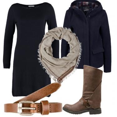 Outfit Intramontabile blu