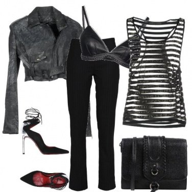 Outfit Rock in YOOX