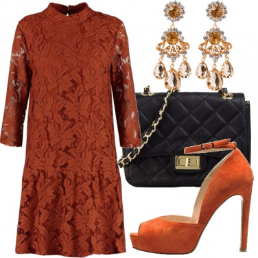Outfit Eleganza in autunno