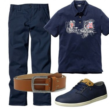 Outfit Casual #3669