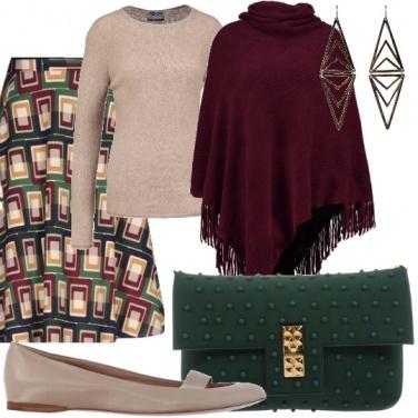 Outfit Geometria