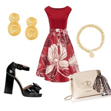 Outfit Borsa griffata
