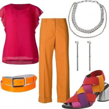Outfit Colore, colore, colore