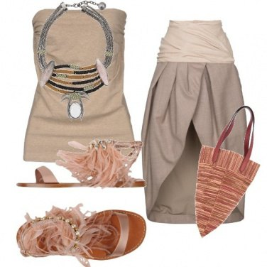 Outfit Etnico #2723