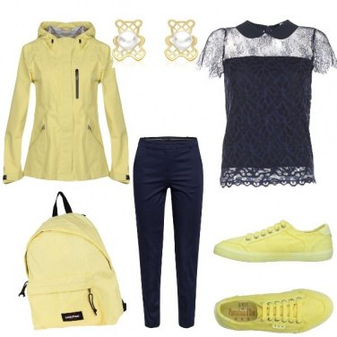 Outfit Meteo instabile