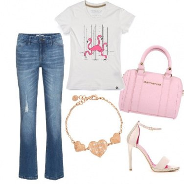 Outfit Casual lovers